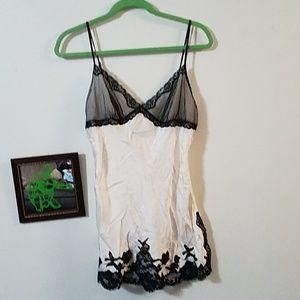 Victoria Secret 100% silk nightie